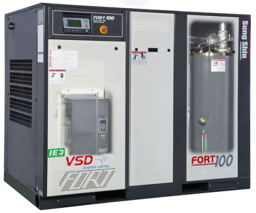 Sung Shin - VSD air compressor
