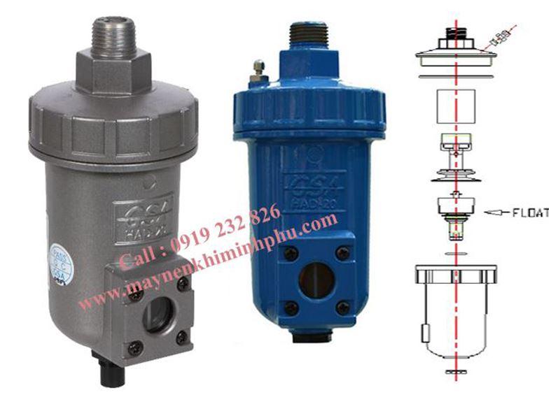 Bộ xả nước GSA HAD-20