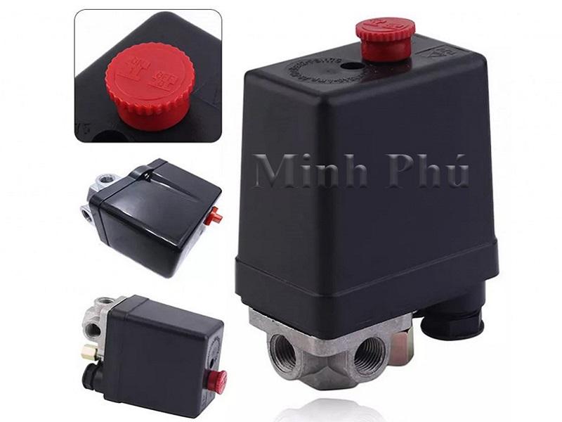 Công tắc áp lực ( Pressure switch) máy nén khí Piston