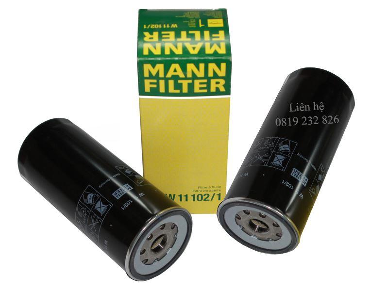 Lọc dầu Mann W 11102