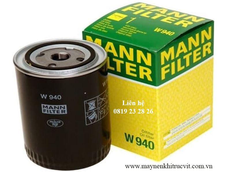 Lọc dầu Mann Filter W 940