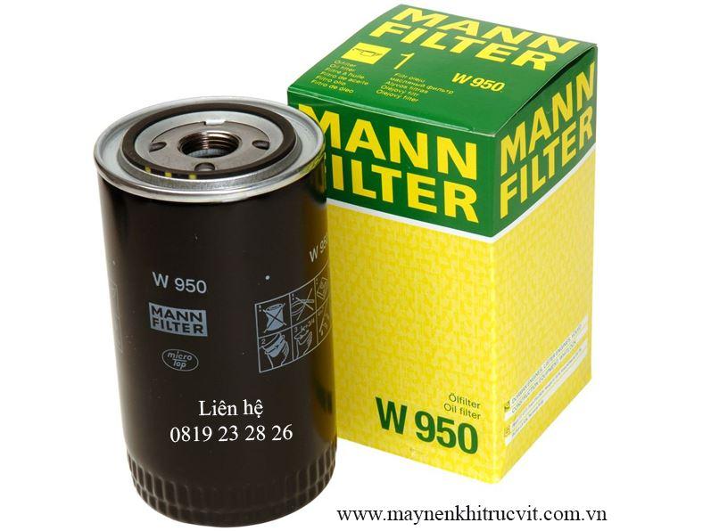 Lọc dầu Mann Filter W 950