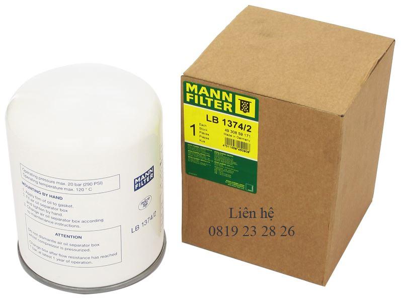 Tách dầu mann LB 1374/2