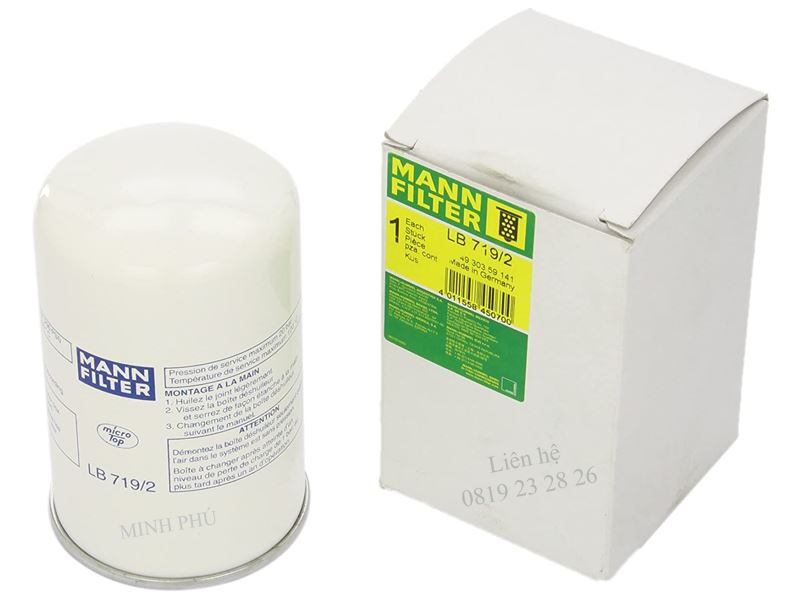 Tách dầu LB 719/2
