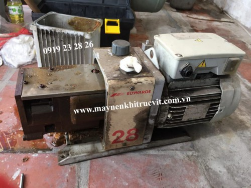 Common causes and troubles of vacuum pump