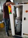 6 Bước bảo dưỡng máy nén khí Hanshin GRH-30A định kì