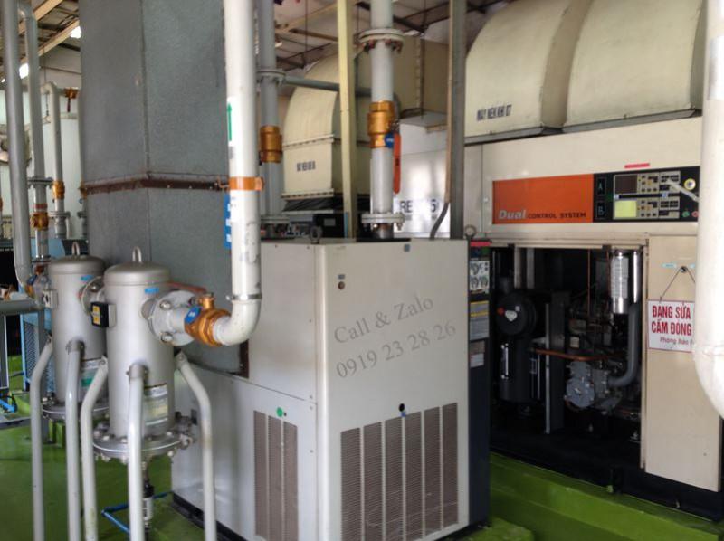 Hướng dẫn lắp đặt hệ thống khí nén tiêu chuẩn