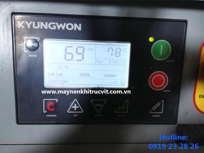 Sơ lược về màn hình máy nén khí Kyungwon
