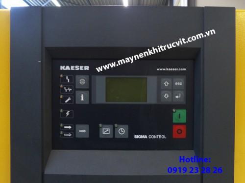 Giao diện máy nén khí Kaeser Sigma Control (trang 141)