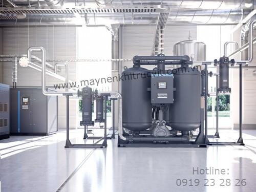 Một số lỗi máy sấy khí và cách  khắc phục