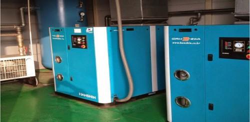 Cách lựa chọn công suất máy sấy khí Hanshin phù hợp nhất