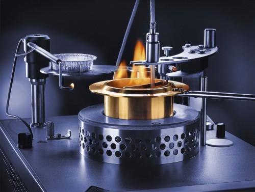 Phương pháp xác định điểm chớp cháy của dầu máy nén khí