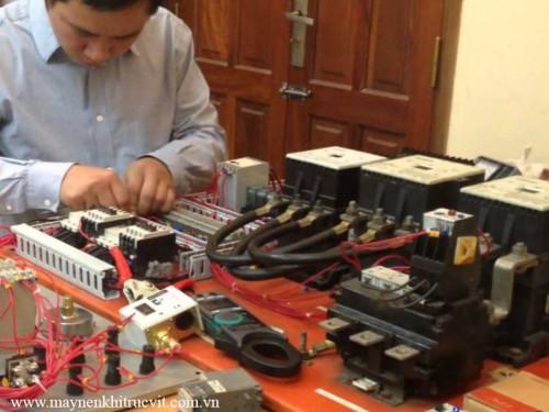 Cách lựa chọn dây điện đúng chuẩn cho máy nén khí Atlas Copco