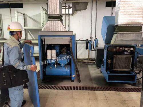Nguyên tắc an toàn chung khi vận hành máy nén khí BOGE