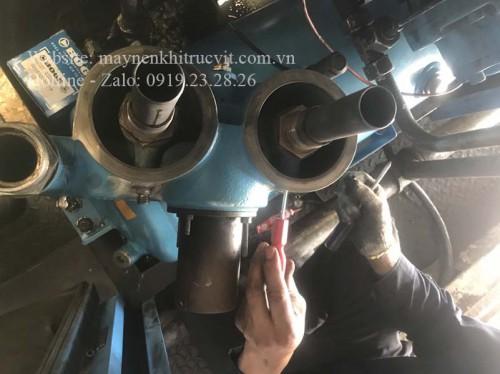 Thông số kỹ thuật máy nén khí BOGE S101-2...S220-2 series phần 1