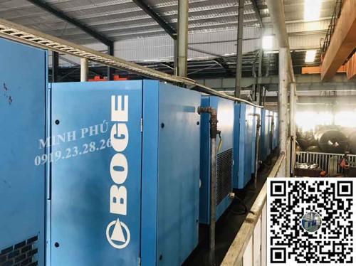 Đảm bảo an toàn khi bảo dưỡng máy nén khí BOGE