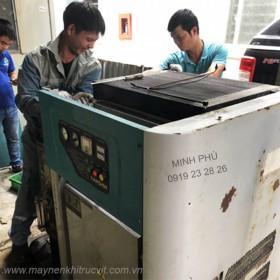 Bảo dưỡng máy nén khí Hanshin dòng GRH3GS (30A, 50A, 100A)