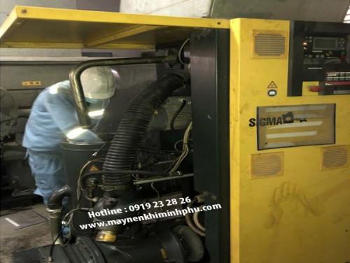 Kaeser - Germany repair and maintenance