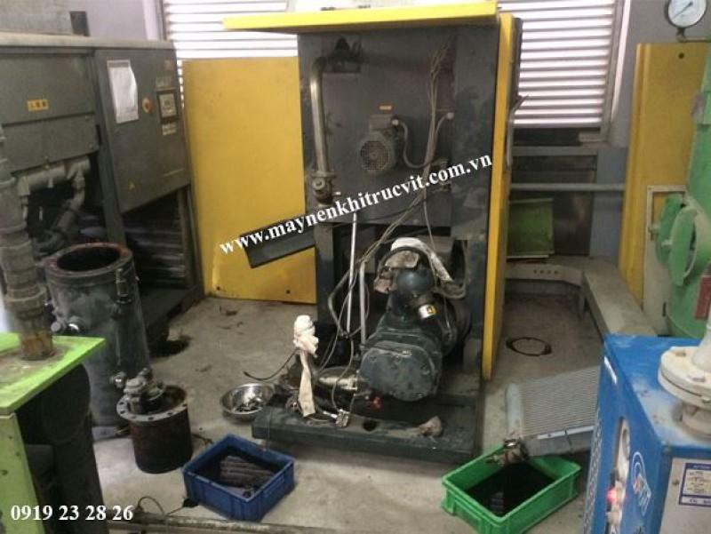 Bảo dưỡng và sửa chữa máy nén khí Kaeser - Germany