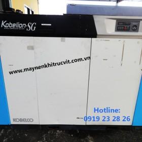 Cách khắc phục sự cố máy và sửa chữa máy nén khí Kobelco