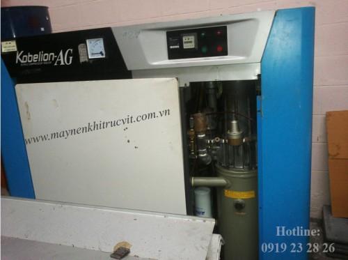Khắc phục sự cố máy nén khí Kobelco AG370