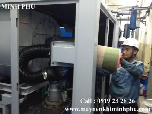 Hướng dẫn tìm nguyên nhân gây lỗi máy nén khí - Phần 1