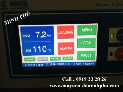 Compressors equipment maintenance