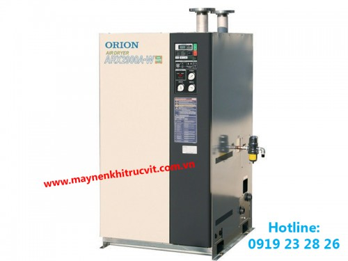 Bảo dưỡng máy sấy khí hấp thụ