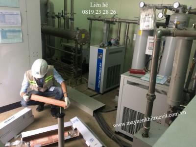 Hướng dẫn bảo dưỡng Bộ lọc khí máy nén khí