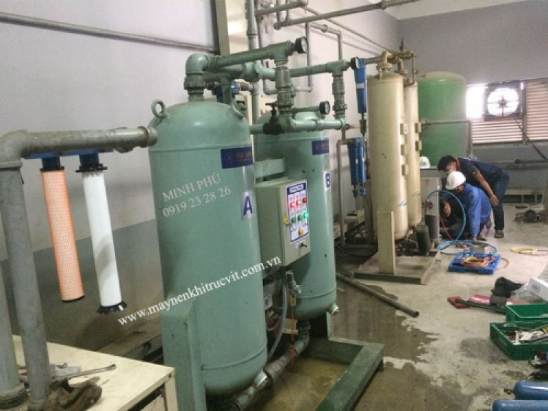 Why should we use Air Filter for compressed air system?