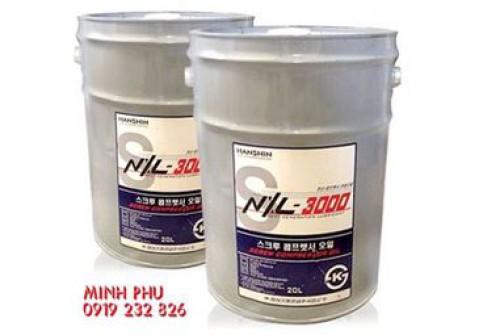 Supply Hanshin NXL-3000 oil compressor