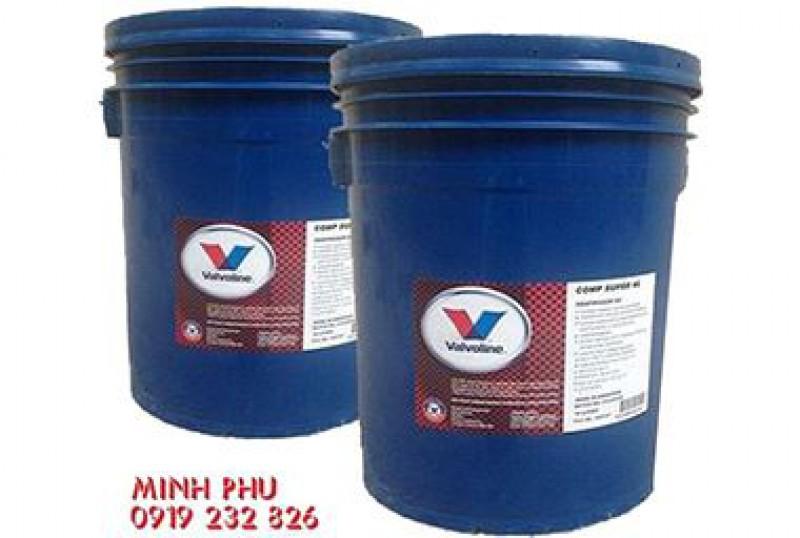 Valvoline air compressor oil