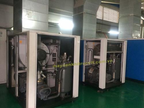 Kiểm tra bảo dưỡng Cảm biến áp suất-Công tắc áp suất máy nén khí