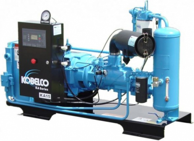 Catalog of Kobelco air compressor