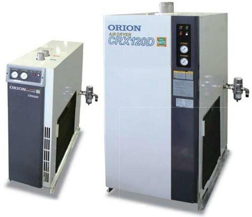 Catalog máy sấy khí Orion - CRX