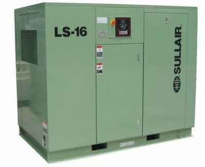 Catalog of  Sullair air compressor
