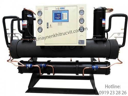 Phân loại máy làm lạnh nước chiller