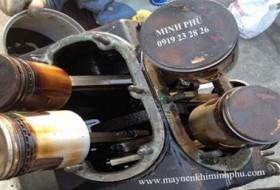Tài liệu máy nén khí Hanshin