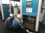 Hướng dẫn kiểm tra và thay thế van áp suất tối thiểu máy nén khí
