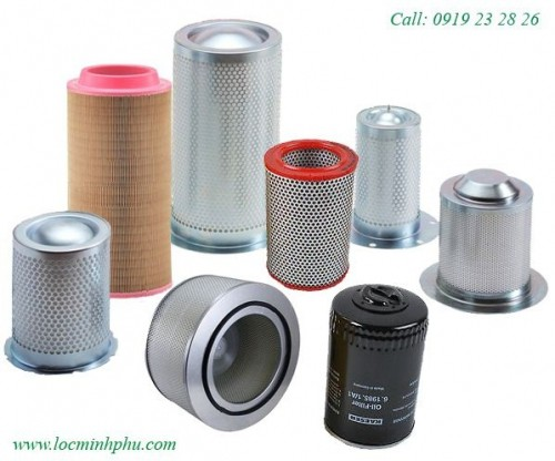 Mann Filter parts for air compressor