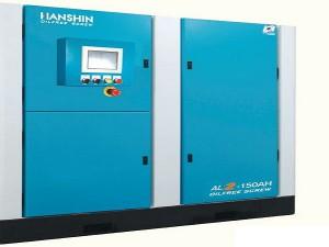 Máy nén khí không dầu Hanshin AL2-150AH