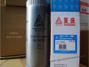 Lọc dầu máy nén khí Fusheng 55kw
