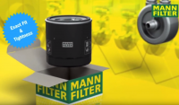 High Level MANN-FILTER Oil Filters