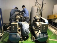 Sửa chữa và bảo dưỡng máy nén khí Piston