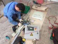 Sửa mạch điện và màn hình máy nén khí