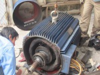 Sửa chữa Motor máy nén khí