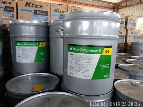 Dầu máy nén khí Kixx compressor