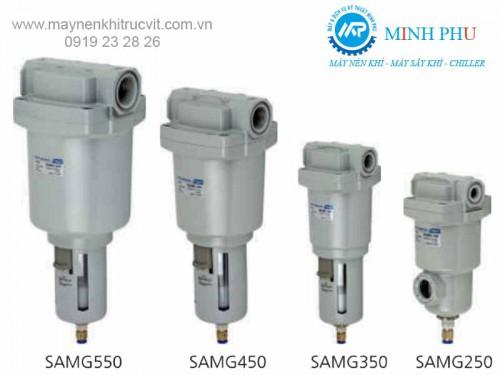 Bộ tách nước khí nén SAMG 250
