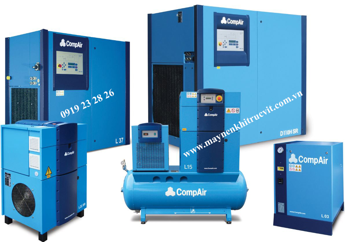 Catalogue may nen khi compair, Catalog of compair ải compressor