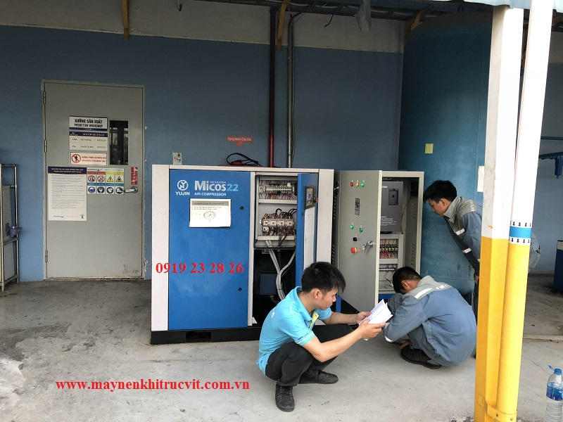 sua bien tan may nen khi,inverter- air compressor